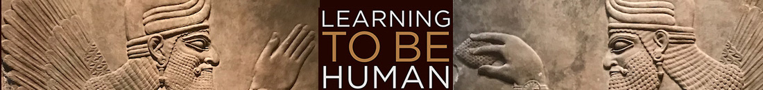 Learning to Be Human Logo